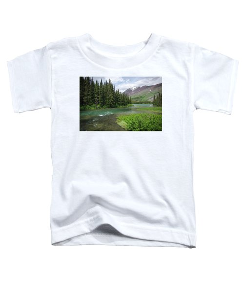A Walk In The Forest Toddler T-Shirt