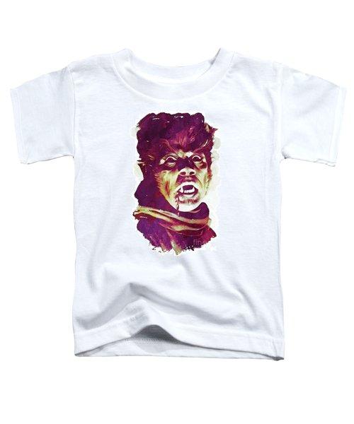 A Werewolf In London Toddler T-Shirt