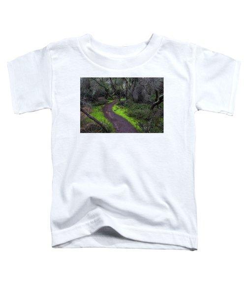 A Windy Path Toddler T-Shirt
