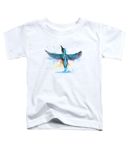 A World Of Color Toddler T-Shirt