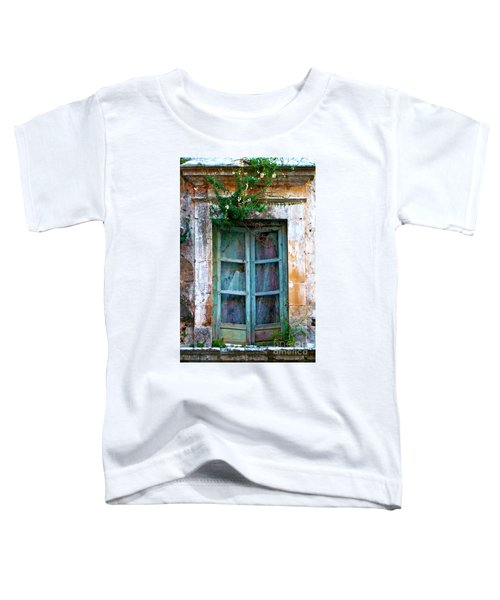 Abandoned Sicilian Sound Of Noto Toddler T-Shirt