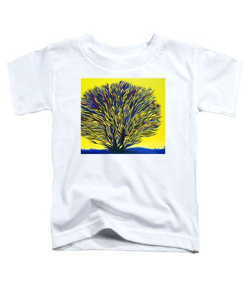 About To Sprout Toddler T-Shirt