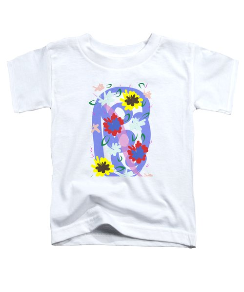 Abstract Garden #1 Toddler T-Shirt