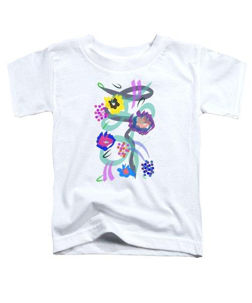 Abstract Garden Nr 4 Toddler T-Shirt