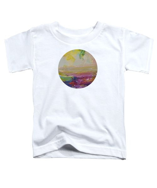 Abstract Impressions- Number 2 Toddler T-Shirt