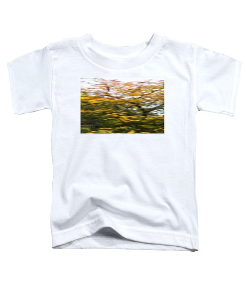 Abstract Of Maple Tree Toddler T-Shirt