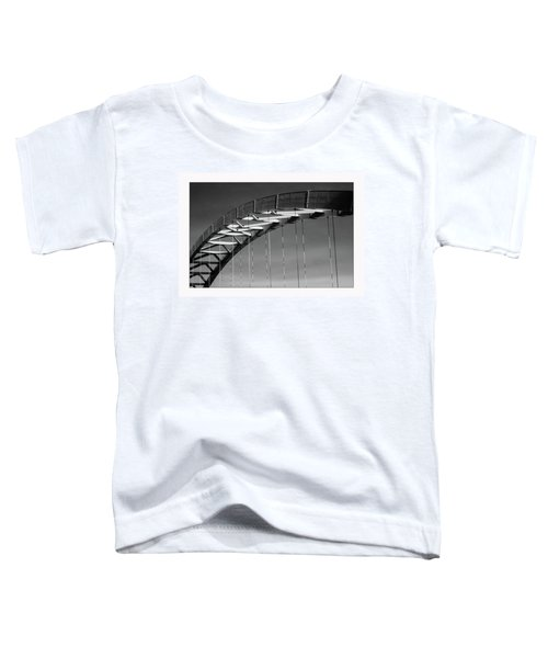 Abstract Sky Toddler T-Shirt
