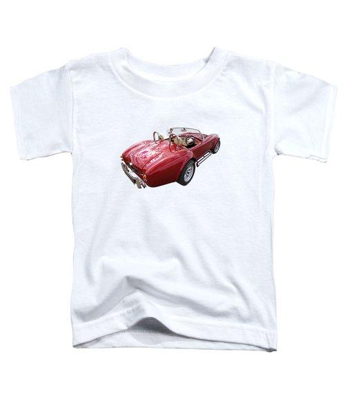 Ac Cobra 1966 Toddler T-Shirt by Gill Billington