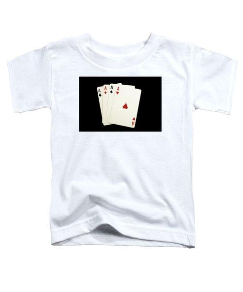 Aces Toddler T-Shirt