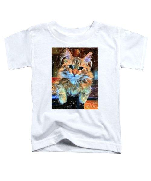 Adopted Toddler T-Shirt