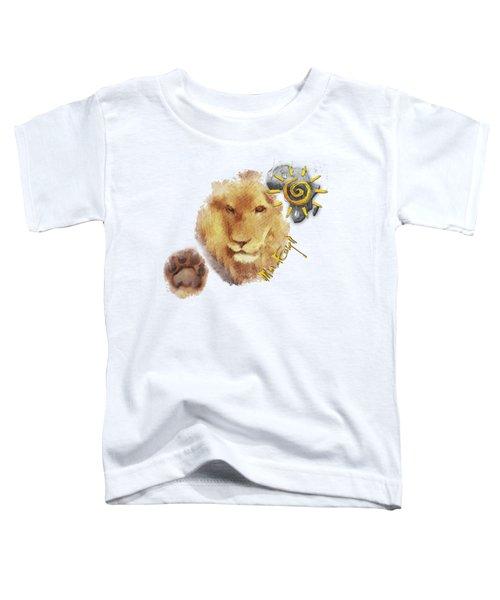 Africa Paint Toddler T-Shirt