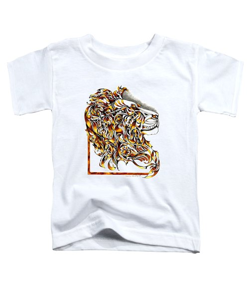 African Spirit Toddler T-Shirt