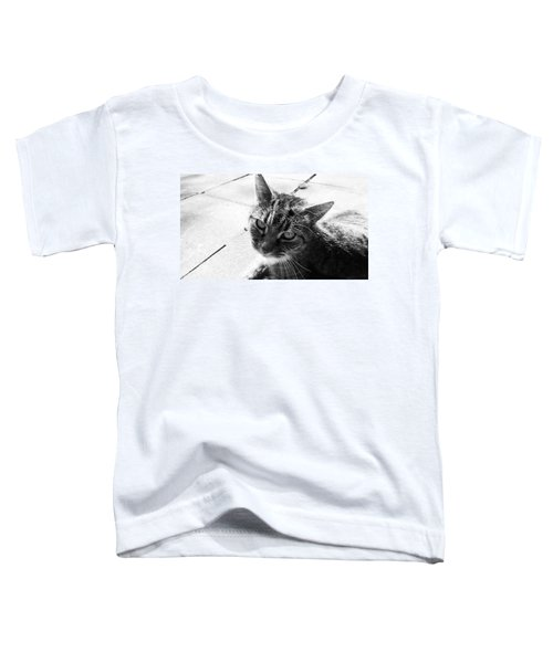 After Lunch Toddler T-Shirt