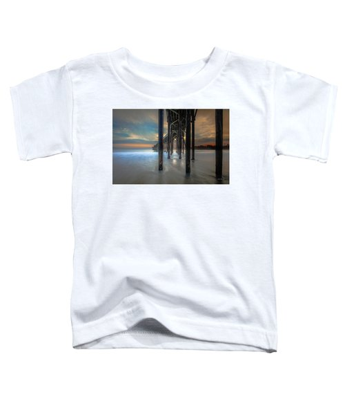 Afterglow At San Simeon Toddler T-Shirt