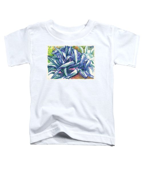Agave Tangle Toddler T-Shirt