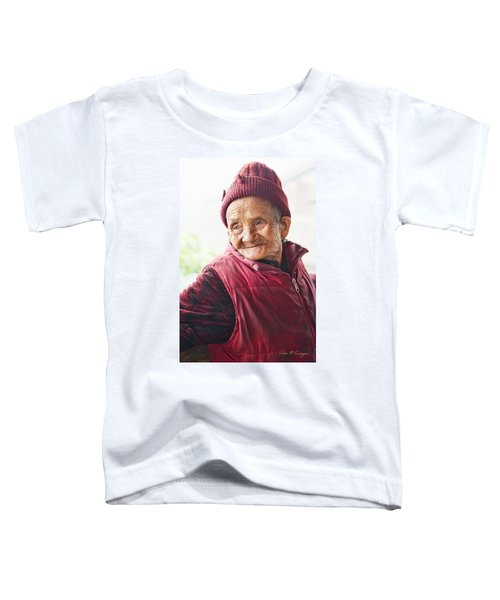 Age Of Beauty Toddler T-Shirt
