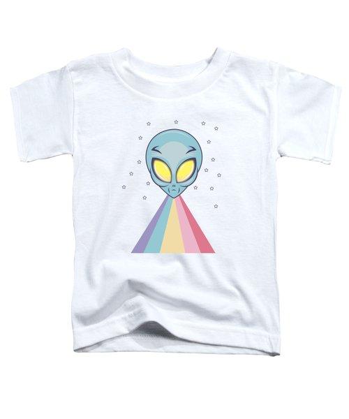 Alien  Toddler T-Shirt