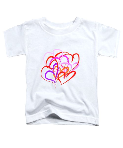 All About Love Toddler T-Shirt