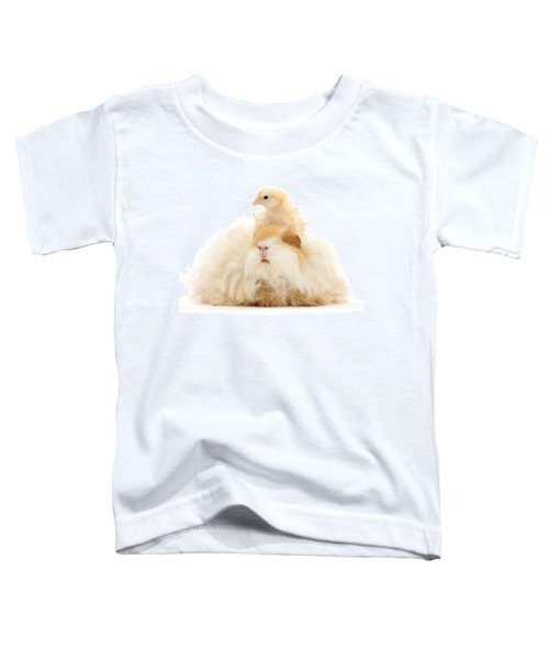 All Frizzed Up And Ready To Go Toddler T-Shirt