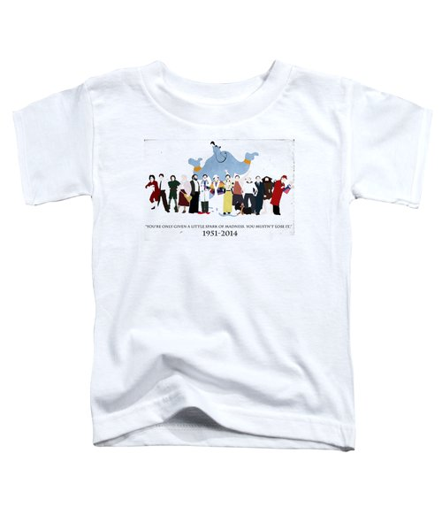 All In One Toddler T-Shirt
