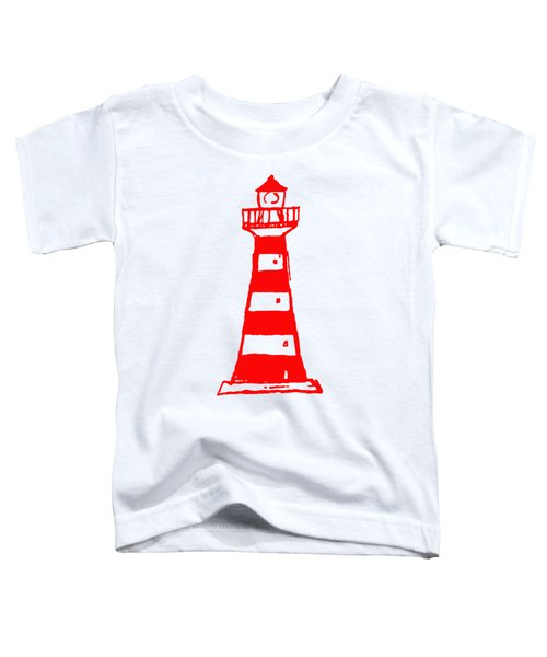 All Who Wander Toddler T-Shirt by Gillian Singleton