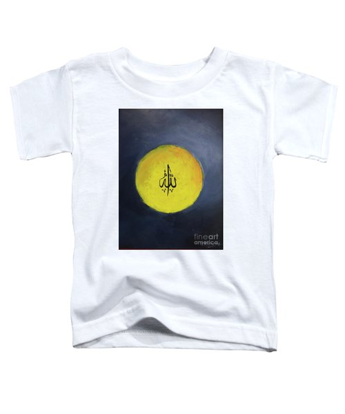 Allah-3 Toddler T-Shirt