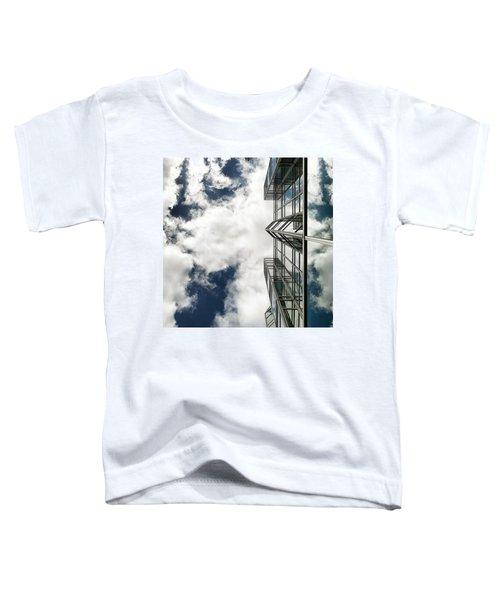 Urban Cloudscape Toddler T-Shirt