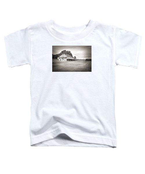 Amana Colonies Farm House Toddler T-Shirt