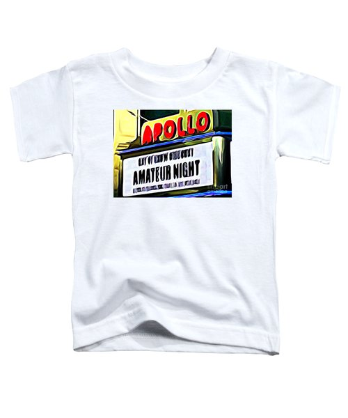 Amateur Night Toddler T-Shirt