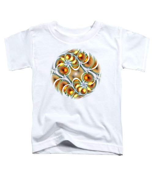 Amber Clusters Toddler T-Shirt