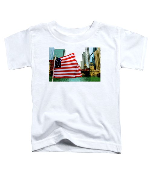 American Chi Toddler T-Shirt