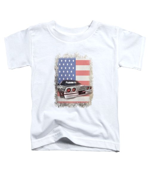 American Dream Machine Toddler T-Shirt