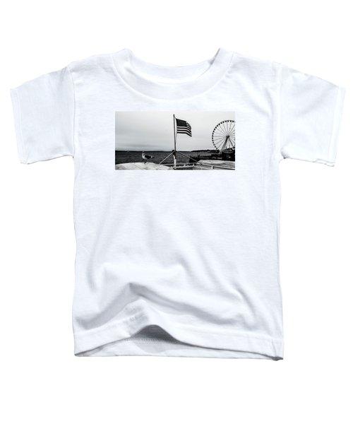 American Seattle Toddler T-Shirt