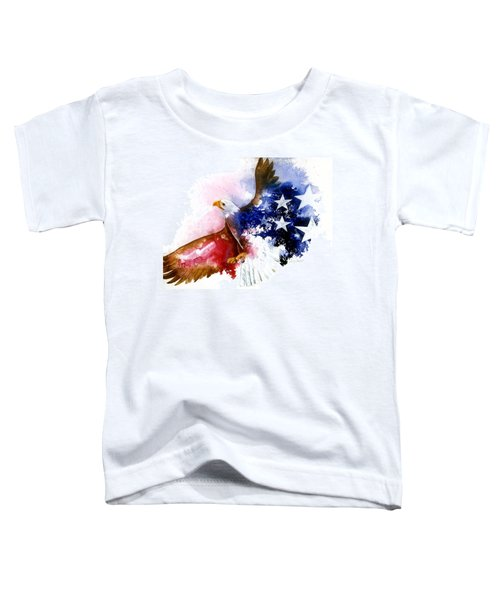 American Spirit Toddler T-Shirt