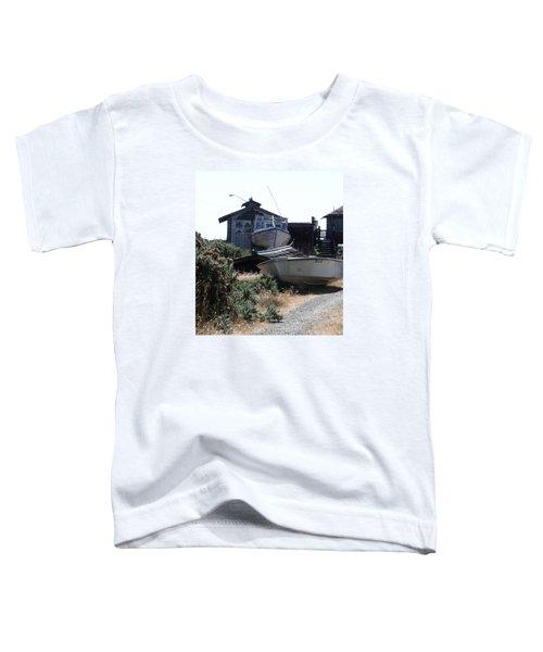 An Island Memory Toddler T-Shirt