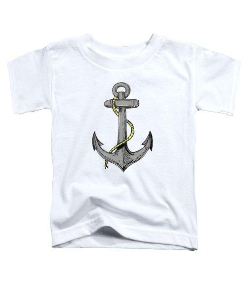 Anchor Toddler T-Shirt