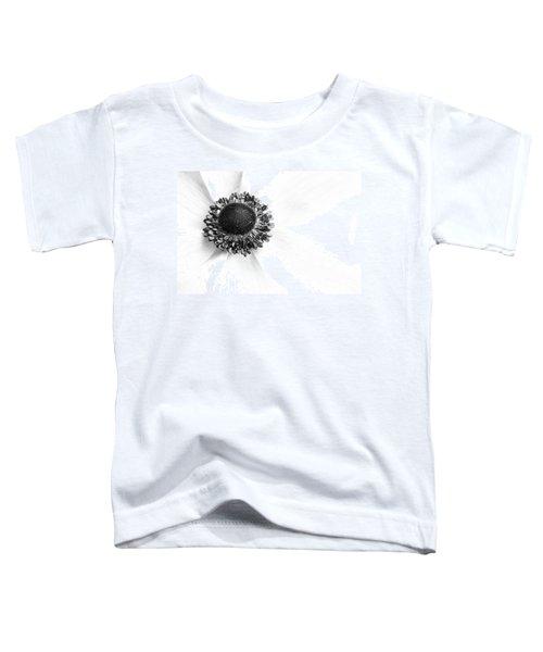 Anemone Bloom Toddler T-Shirt