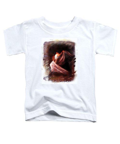 Ballet Angel Toddler T-Shirt