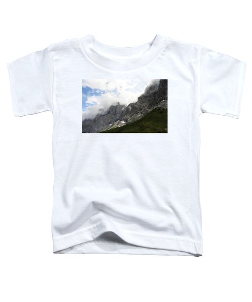Angel Horns In The Clouds Toddler T-Shirt