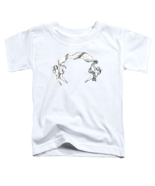 Angels On High Toddler T-Shirt