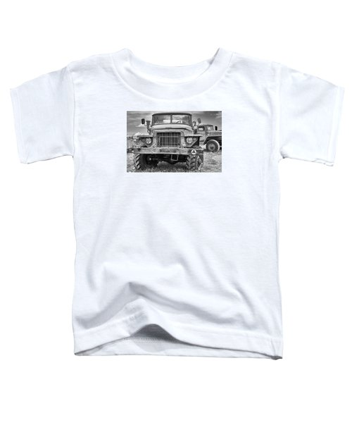 Angry Grandpa Toddler T-Shirt
