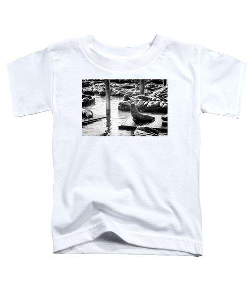 Announcement Toddler T-Shirt