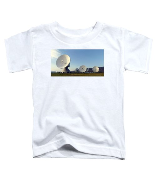 Antenna Array 2 Of The Earth Station  Toddler T-Shirt