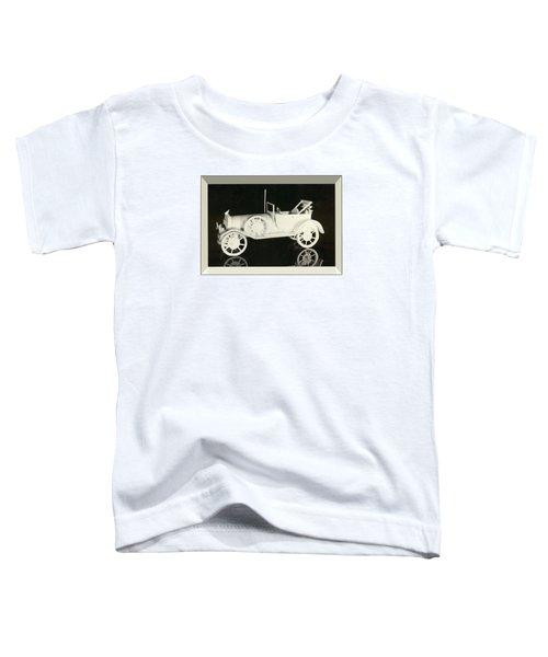 Antique Car Toddler T-Shirt