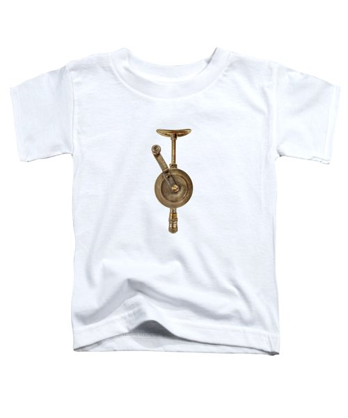 Antique Shoulder Drill Front Side Toddler T-Shirt