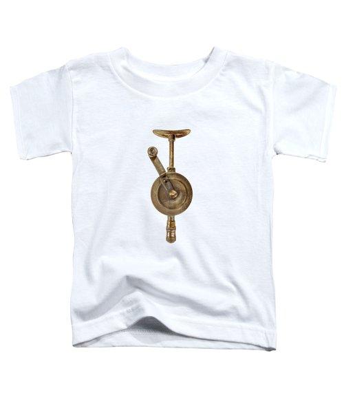 Antique Shoulder Drill Front Side Toddler T-Shirt