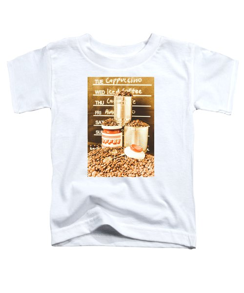 Antiques In The Brewhouse Toddler T-Shirt