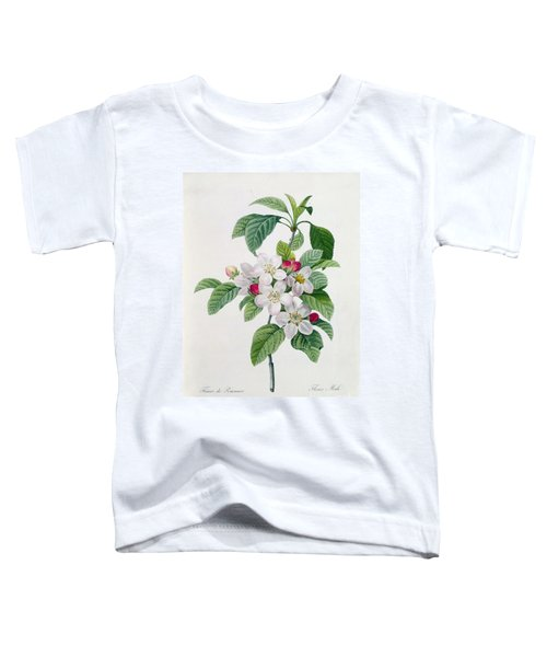 Apple Blossom Toddler T-Shirt