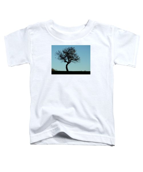 Apple Tree In November Toddler T-Shirt
