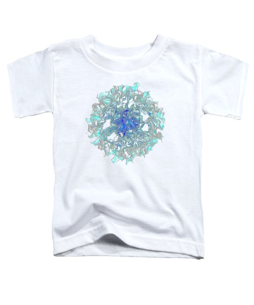 Aqua Art By Kaye Menner Toddler T-Shirt